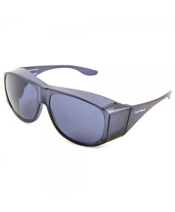 Solar Shield Fits Over Polycarbonate Sunglasses