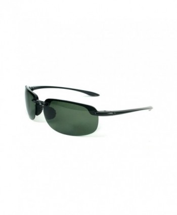 MyUV Polarized Designer Rimless Sunglasses