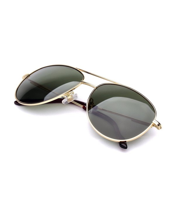 COLOSSEIN Classic Polarized Sunglasses Face