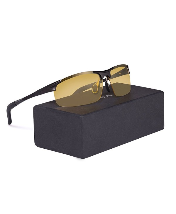 Glasses RAYSUN Polarized Anti Glare sunglasses