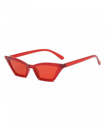 FEISEDY Vintage Sunglasses Square Eyewear