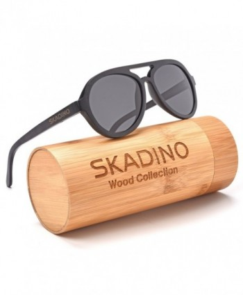 SKADINO Handmade Sunglasses Polarized Floats S1065C03