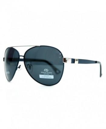 MKY Classic Aviator Gradient Sunglasses