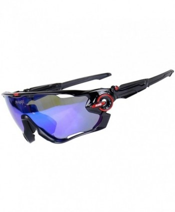 PHMAX Polarized Sunglasses Interchangeable Protection