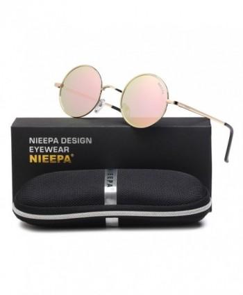NIEEPA Vintage Polarized Sunglasses Glasses