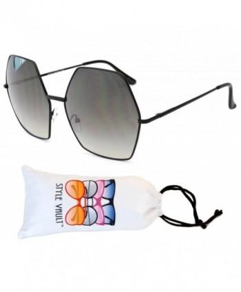 V158 vp Style Vault Sunglasses Black khaki