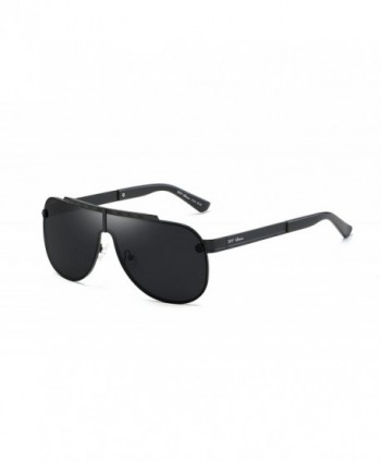 UV BANS Oversized Aviator Sunglasses Designer