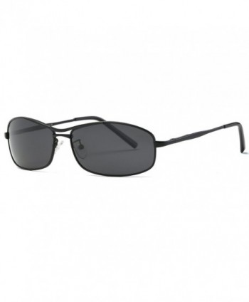 Kimorn Polarized Sunglasses Rectangle Glasses