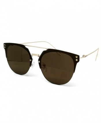 O2 Eyewear Mirrored mirrored Sunglasses