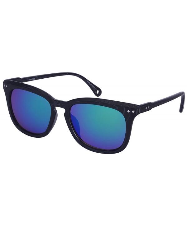 Edge I Wear Sunglasses Mirrored 540937WD REV 4