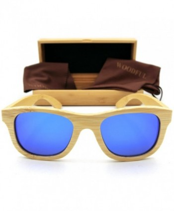 Sunglasses Wooden Glasses Bamboo Polarized
