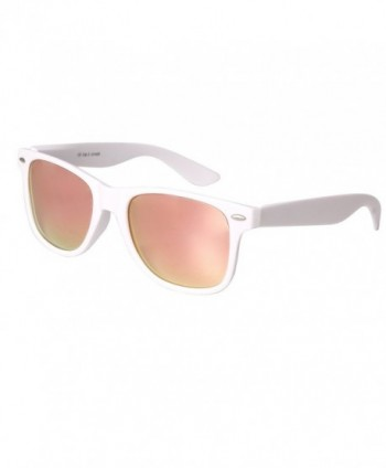Sunglasses Rubber Vintage Unisex Glasses
