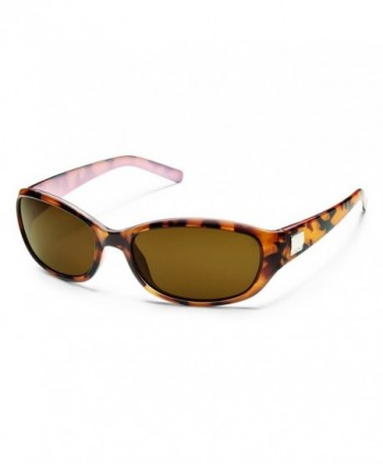 Suncloud Polarized Sunglass Tortoise Backpaint