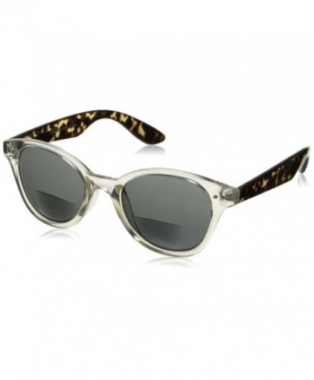 Peepers Bonjour Bifocal Sunglasses Clear
