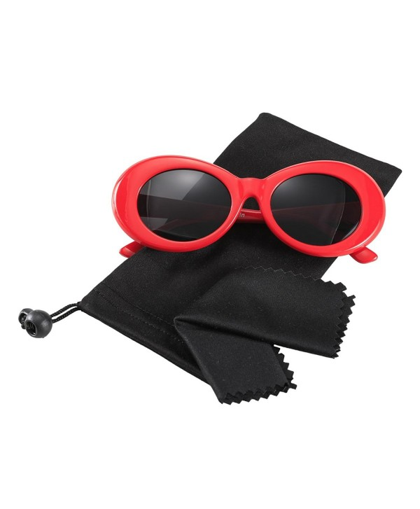 be61f960ee1 Sunglasses Goggles Eyewear Supreme - Red - CL1809SS5GH