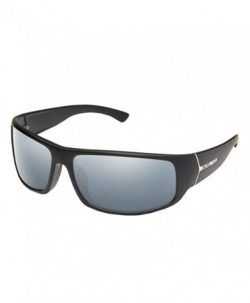 Suncloud Turbine Polarized Sunglasses Silver