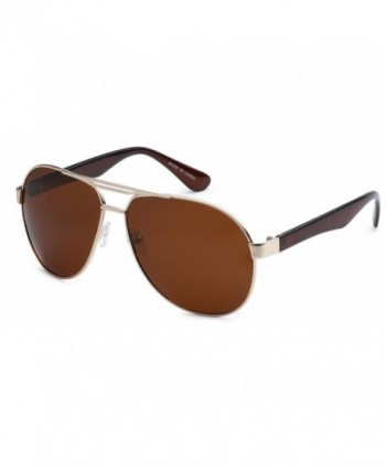 Eason Eyewear Military Aviator Sunglasses