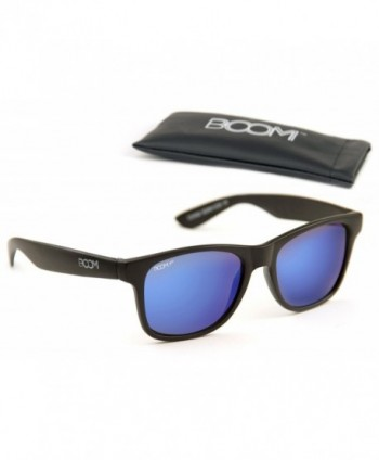 BOOM Spectrum Polarized Sunglasses ONYX
