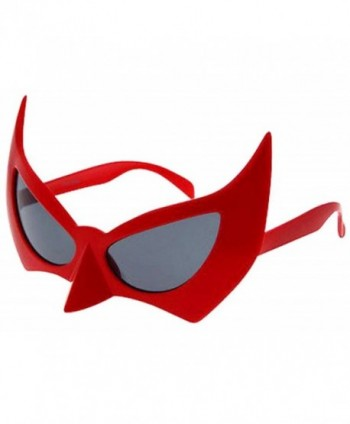 Batman Sunglasses Costume Glasses Black