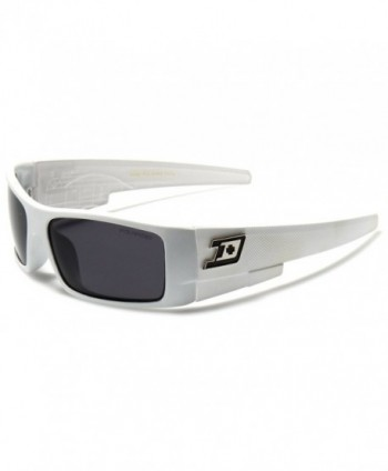 Dxtreme POLARIZED Rectangular Fishing Sunglasses