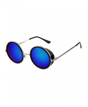 Flowertree Unisex S8338 Shield Sunglasses