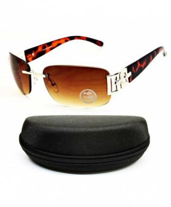 Style Vault Sunglasses Tortoise Brown Brown