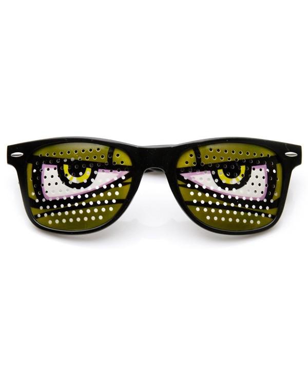 zeroUV Costume Novelty Sunglasses Anime Eyes