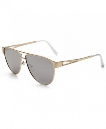 SRANDER Modern Fashion Aviator Sunglasses