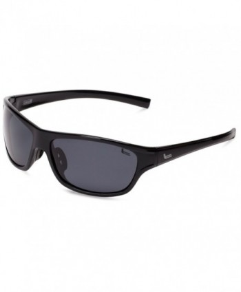 Coleman Polarized Rectangular Sunglasses Shiny