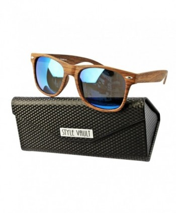 W1000 fc Style Vault Sunglasses Brown Blue
