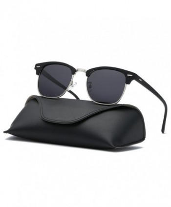 Ray Parker Clubmaster Polarized Sunglasses