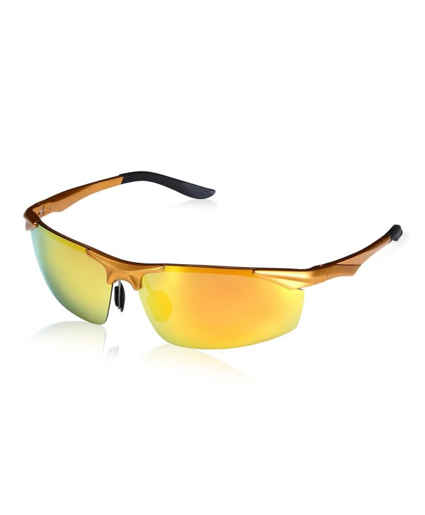 CREAST Polarized Sunglasses Wayfarer Eyewear