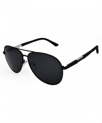 Sunglasses Black frame grey lens