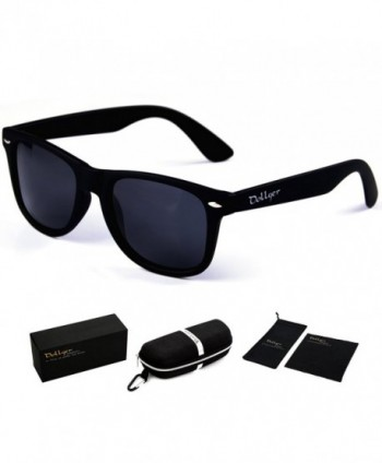 Dollger Classic Wayfarer Sunglasses Polarized