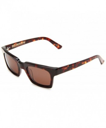 Electric Visual Bunsen Sunglasses Tortoise
