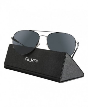 ALKAI Aviator Sunglasses Polarized Protection