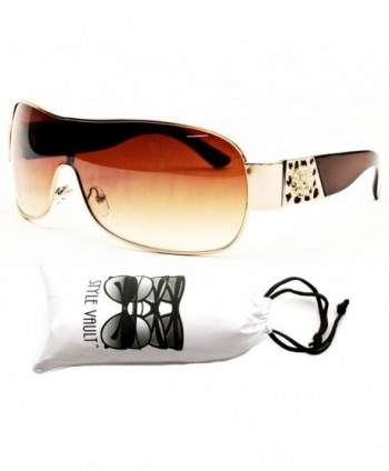 A84 vp Style Vault Aviator Sunglasses