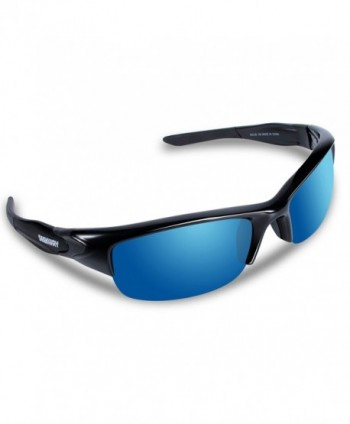 SEEKWAY Polarized Sunglasses Half frame Baseball