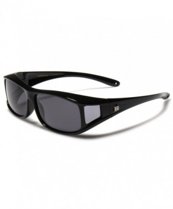 Barricade Polarized Rectangular Glasses Sunglasses