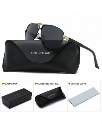 Kinlonsair Polarized Military Sunglasses Protection