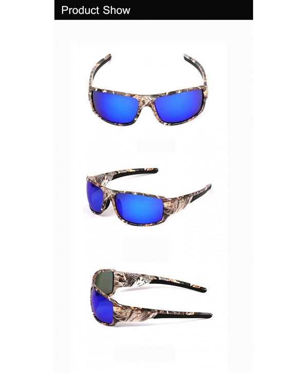 Camouflage Sunglasses Polarized Eyewear Driving