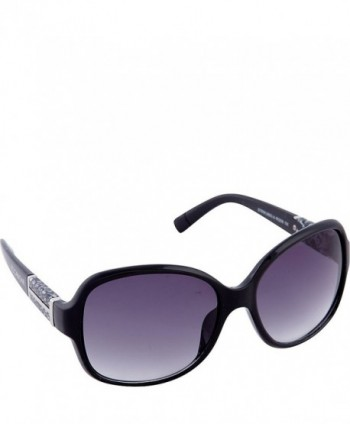 Rocawear Womens R3200 Sunglasses Black