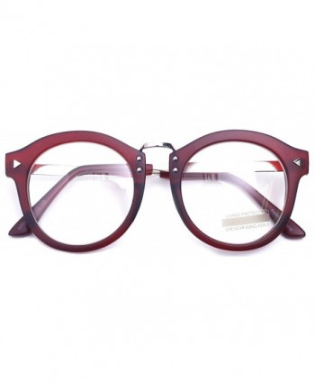 Oversized Round Rimmed Glasses Prescription