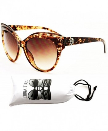 WM3037 VP Style Vault Oversized Sunglasses