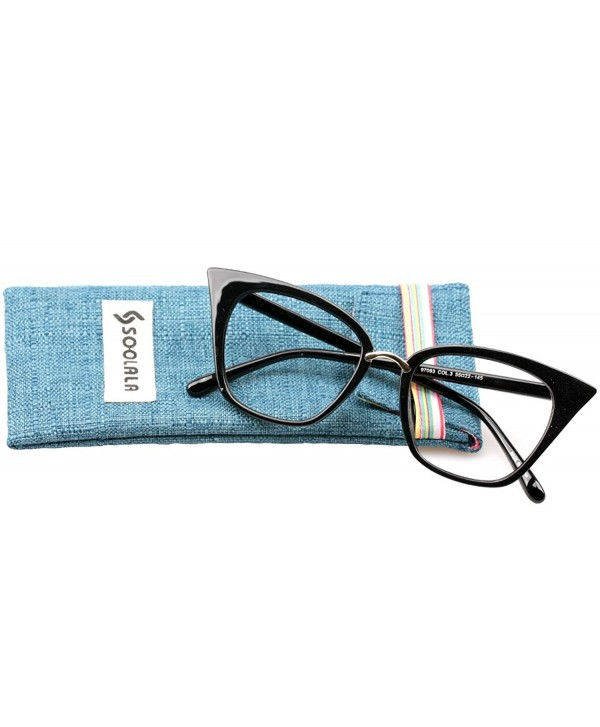 2cf50c7a65 Womens Quality Readers Stylish Oversized Cat Eye Custom Reading ...