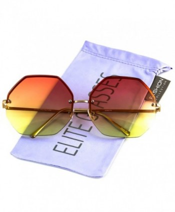 Elite Glasses OVERSIZED VINTAGE SUNGLASSES