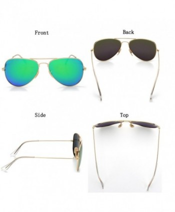 180e3ba106 YuFalling Polarized Aviator Sunglasses Women  Oversized sunglasses  Women s  Sunglasses