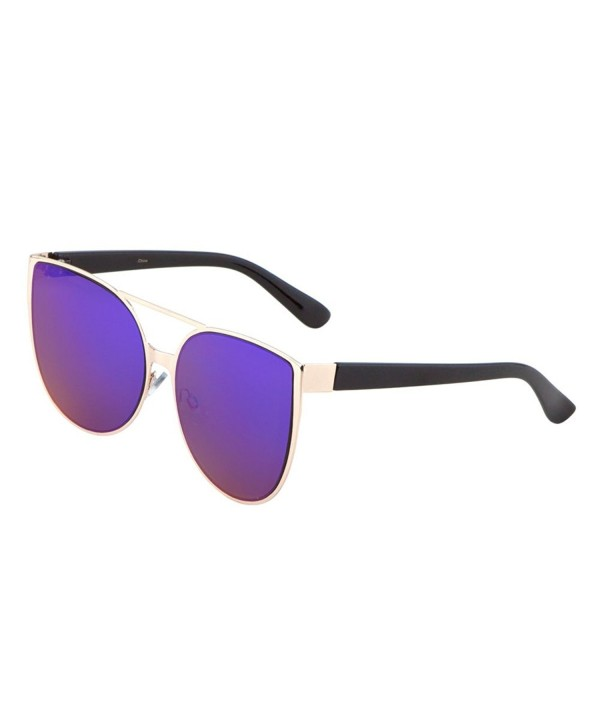 Oversized Cateye Sunglasses Fashion Eyewear