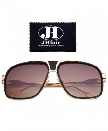 JHfair Designer Aviator Fashion Sunglasses